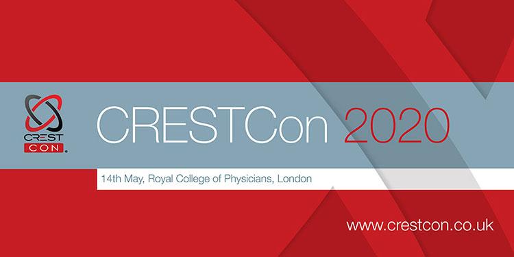 CRESTCon UK 2020 Banner