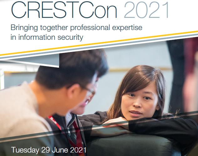 CRESTCon 2021 Sponsor Brochure